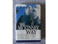 The McKinsey Way: Using the Techniques of the World's Top Strategic Consultants (Hardcover)