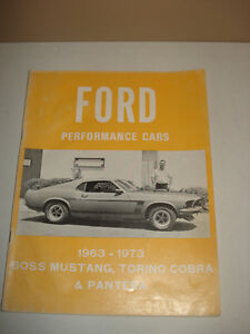 ~ FORD PERFORMANCE ~