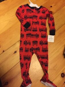 Carter's 12 month footed sleeper new