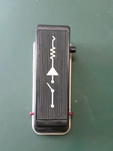 Dunlop Ec401 Custom audio wah