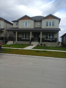 BRAND NEW 3 bedroom side-by-side for rent, Bridgewater