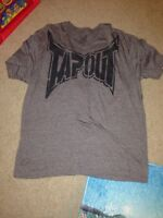 Men's Size Xl Tap Out Tee