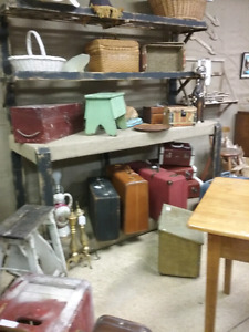 Antiques, Collectibles, Repurposed Furniture plus 1000 booths