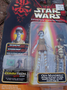 Star Wars figures, Commtech London Ontario image 4