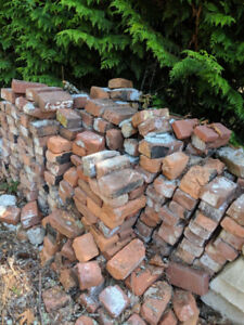 Old Bricks for landscaping
