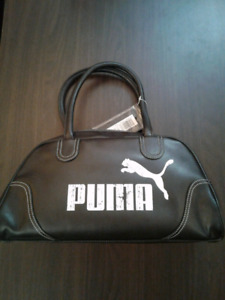 Puma Women's Black Everyday bag Brand New with tags $30.00