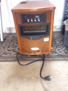 Electric Heater with Remote Control