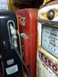 machine  coca cola coke 1955 vendo 39 rat rod man cave retro