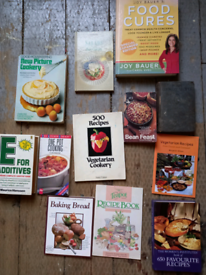 Books cookery