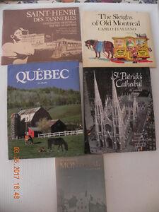 5 Books on Quebec & Montreal