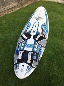 JP X-Cite Ride 120 Windsurf Board