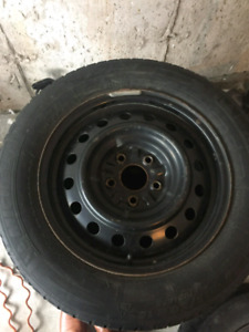 Camry Accord Civic Winter Tires