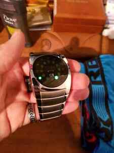 Men's LED Binary Watch (Brand: The One) Cambridge Kitchener Area image 2