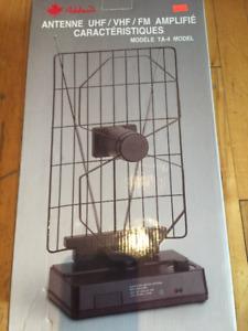 Antenne amplificateur (voir photos)