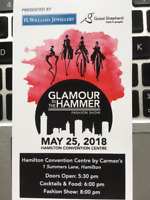Glamour in the Hammer TICKET AVAILABLE