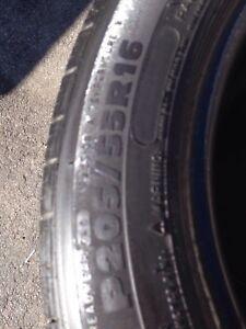 205/55R16 Michelin Tires