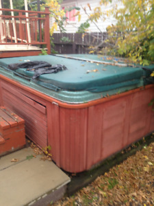 Hot tub Project