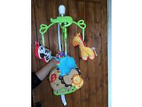 Fisher price babies mobile