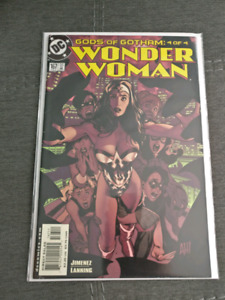 Wonder Woman #167 Adam Hughes Cover