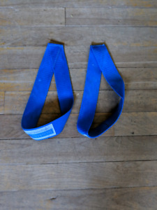 Olympic Lifting Straps Crossfit