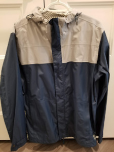 Men's MEC Aquanator Rain Coat (Size M, but fits like a M/L)