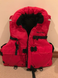 Buoy o Buoy life jacket for sale - size L