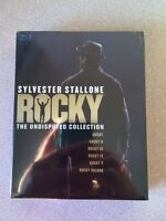 Rocky Undisputed collection (brand new)
