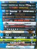 Bluray and 3 DVDs. $80