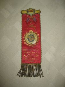 North Battleford Lodge Pin  -- FROM PAST TIMES Antiques & Coll