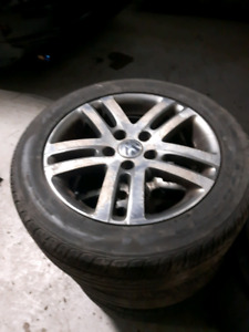 VOLKSWAGEN WHEELS & TIRES FOR SALE