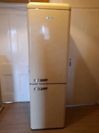 Retro fridge freezer.