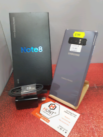 Samsung Galaxy Note 8 64gb Unlocked Immaculate Condition boxed