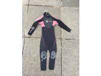 Kids wetsuit xxxs