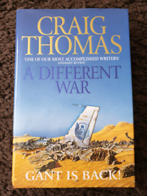 ** REDUCED ** Craig Thomas bundle of books (2)