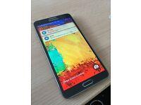 Samsung galaxy note 3 32gb black like New