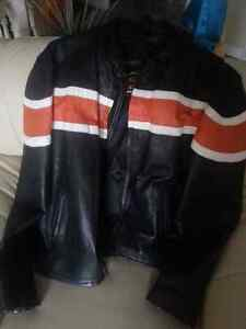 Men's Leather Coat For Sale - Excellent Condition! London Ontario image 1