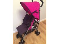 BRAND NEW Mamas and Papas Pink Pushchair