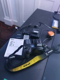 Nikon z6 with accessories