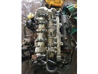 Vauxhall Astra 1.3 cdti engine came out of a 57 plate Astra