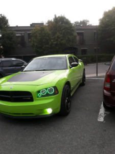 DODGE CHARGER 2009 Vert Sublime