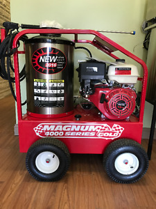 Easy Kleen 4000 Psi Hot Water Pressure Washer, 15 Hp Gas Units