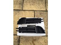 Audi A3 8P fog light grills