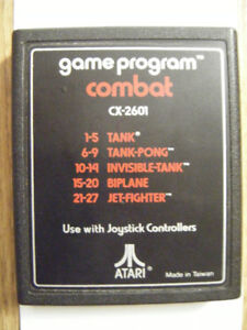 Atari Game Cartridge for sale