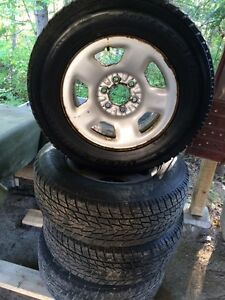 Ford f 150 245 70 R17 winter tires
