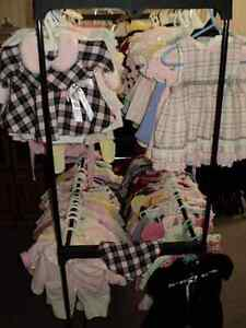 HUGE SELECTION OF BABY / PREEMIE GIRL CLOTHING/DRESSES  $1 EACH Cornwall Ontario image 4