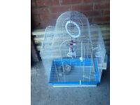 Medium sized parrot cage