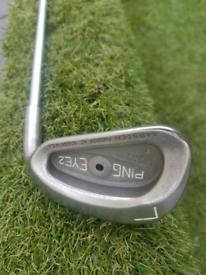Ping eye2+ 58degree wedge r/handed.