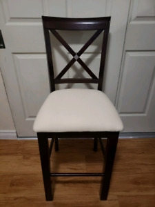 High seated chairs
