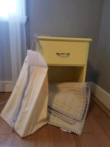 Accessoires décoratifs pour chambre de bébé