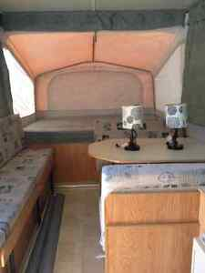 10 ft. jayco Tent Trailer  ** FOR RENT** London Ontario image 4